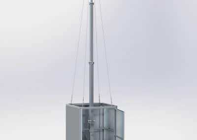 MSB6 Basic with extended mast 20171128
