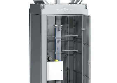 Mobile Security Box Electric